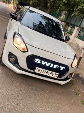 Maruti Suzuki Swift VXi, 2018, Petrol