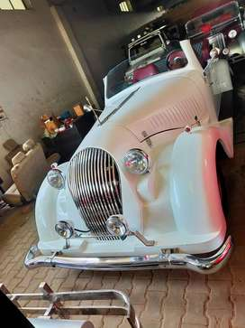 Vintage Modify Car
