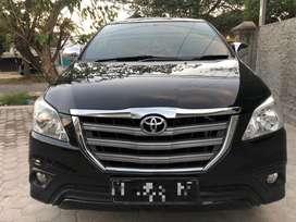 Innova g manual bensin 2014 hitam