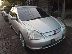 Honda Civic VI Hatchback 5 Doors