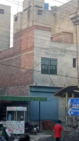 Shop available for rent near Punjab College campus 8