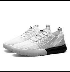 Fashion  mens  white Imported scnaker shoes