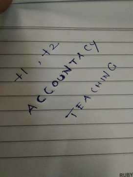 +2 Accountancy