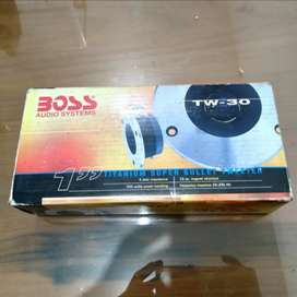 "Speaker Tweeter American Boss Asli Titanium 1"" inch 300 watt"