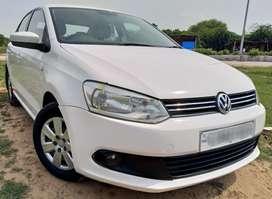 Volkswagen Vento Comfortline Petrol, 2012, Petrol