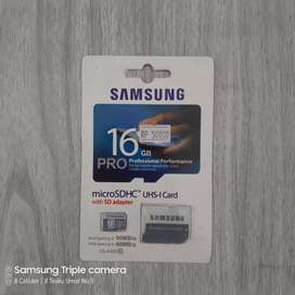 memory card samsung 16gb