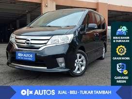 [OLX Autos] Nissan Serena 2.0 Highway Star A/T 2014 Hitam