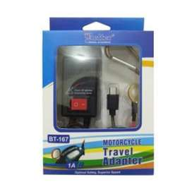 Travel Better BT-188 Charger Hp Di Aki Motor / Charger Hp