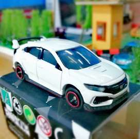 Tomica honda civic type r putih white non hot wheels hotwheels