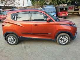 Mahindra Kuv 100 G80 K8 DUAL TONE, 2017, Diesel