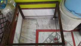 Iron cooler stand