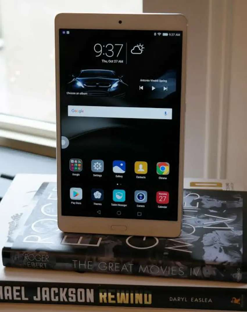 Huawei M3 Tablet Fresh Stock(4G LTE Calling PTA Approved) 0