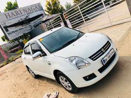 Maruti Suzuki Swift Dzire VXI, 2010, Petrol