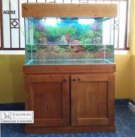 Meja Aquarium Murah Jogja