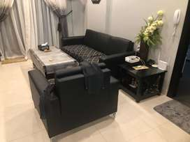 Sofa Set, Center Table and Side Table