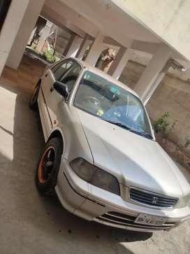 honda city 1999 model petrol+cng
