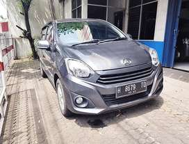 New Ayla 1.0 X manual 2018 istimewa