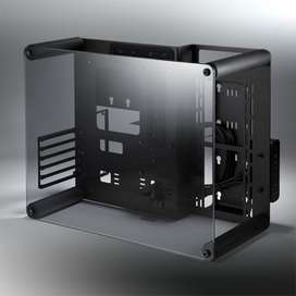 Raijintek Paean M Tempered Glass Open Case