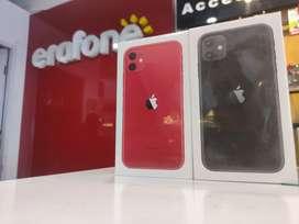 iPhone 11 64Gb garansi iBox Indonesia