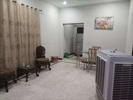 5 marla upper portion available for rent. Almost new , only families