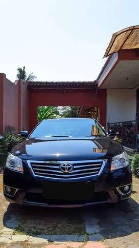 Toyota Camry V 2010 Plat Lokal Asli AB Istimewa