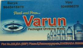 VARUN purified Drinking Water