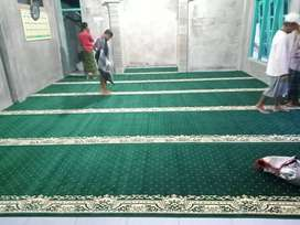 Menjual Karpet Masjid Minimalis Cheaper