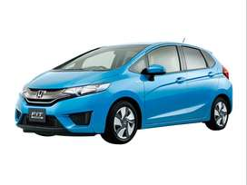 get honda fit car on easy monthly installment