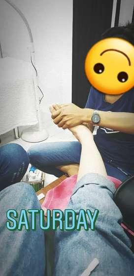 Dicari untuk bekerja di salon nail art