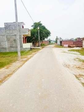 Fully residential plot near Alambagh para thana