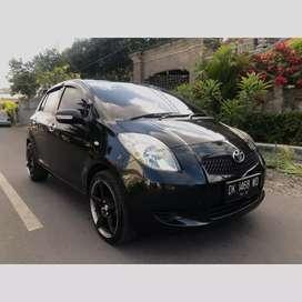 Toyota Yaris E Automatic Tangan 1 Asli Bali bisa kredit DP minim