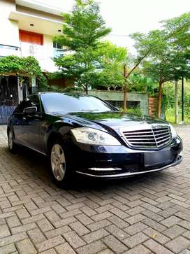 MERCEDES BENZ S350 L W221 th reg 2010 Bln 1 odo 20 rb miles
