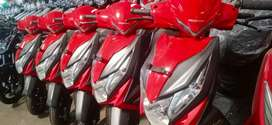 Honda  dio std  low down payment in finance