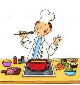 Cook required specialist in indian food
