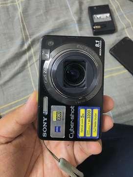 Sony CyberShot DSC-W150 Point & Shoot Camera