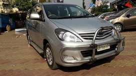 Toyota Innova 2.5 G 7 STR BS-IV, 2009, Diesel