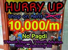 Shop on Rent @ Nadesar