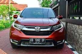 Honda crv 1.5cc turbo prestige 2018