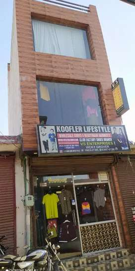 Showroom sale in haryal chakki near pathankot