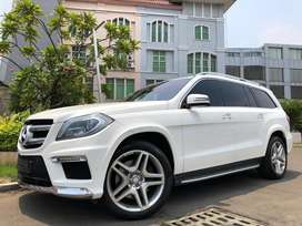 MERCEDES BENZ GL400 AMG ATPM 2014 #evelyn