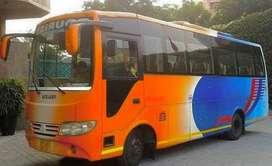 Luxury 18 Seater ISUZU Bus