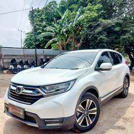 Dp 113jt! Honda Crv Turbo Prestige 1.5 AT 2018 Like New! Xclusive