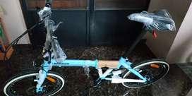 Jual Sepeda Lipat Murah - Merek Landrover