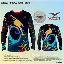 Jersey gowes full printing