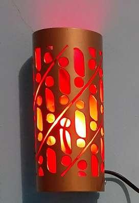 Lampu hias motif batik
