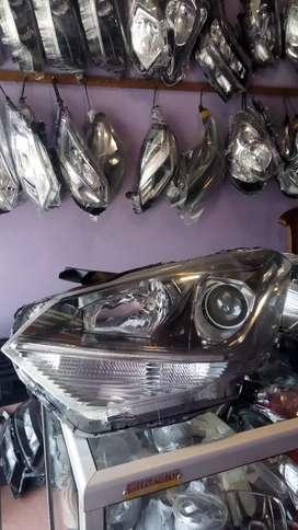 Headlamp Agya Ayla Lensa