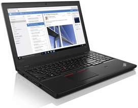Lenovo_ThinkPad_T560 Intel_core_i5 #6th_gen