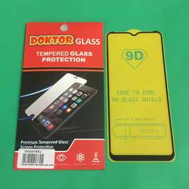 TEMPERED GLASS PELINDUNG LAYAR FULL 5D OPPO A5 2020 / A9 2020