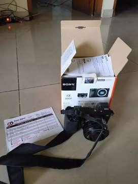 Sony A6000 Like New!