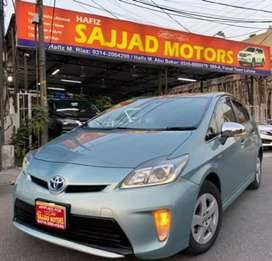 Toyota Prius S My Coorde Package Lahore Register 2016